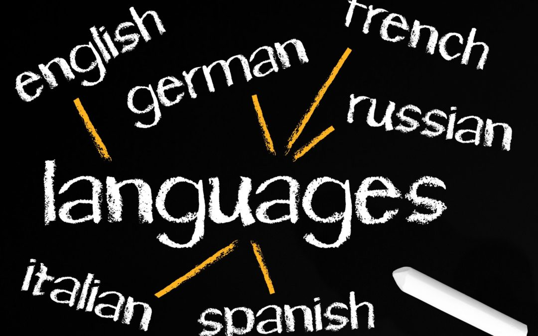 Top Five Language Pairs for Business