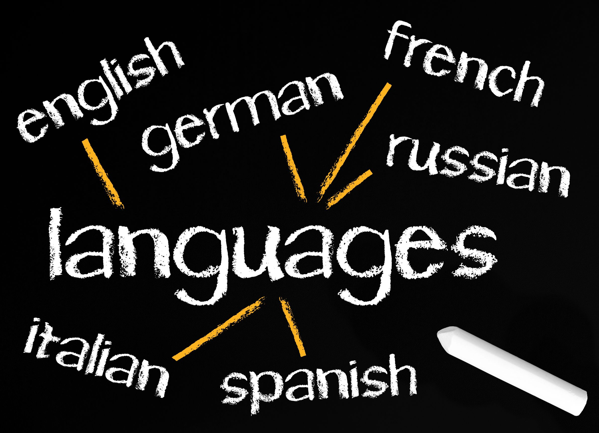 Language Pairs for Business
