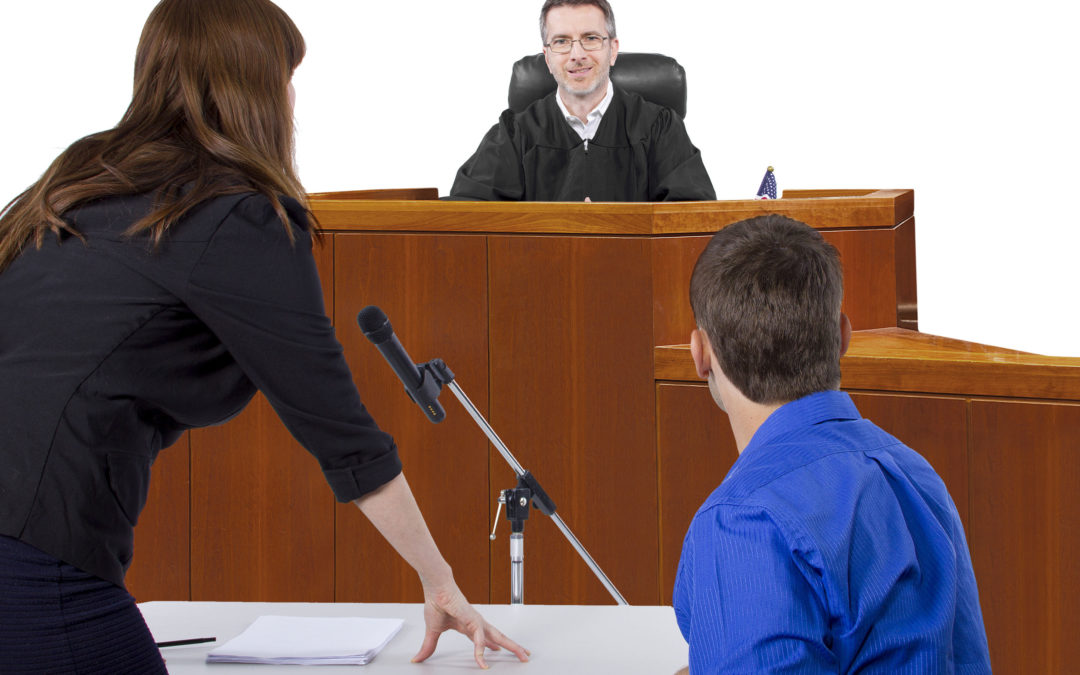 Three Ways of Interpreting for Court Proceedings