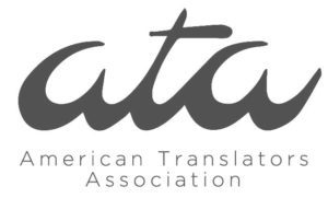ATA American Translators Association