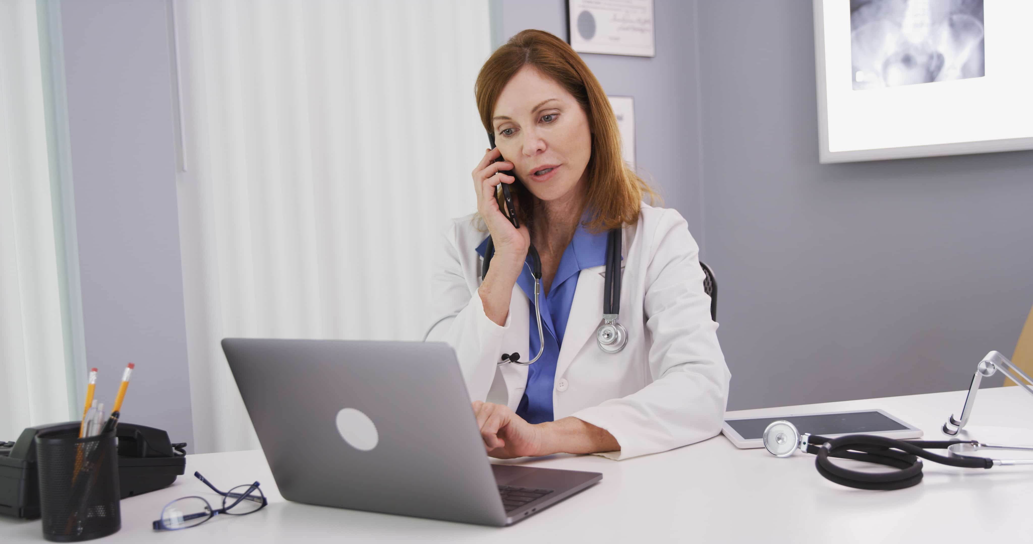 New Normal for over-the-phone medical interpretation and consultations