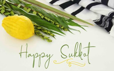 Celebrating Sukkot, the Feast of Tabernacles