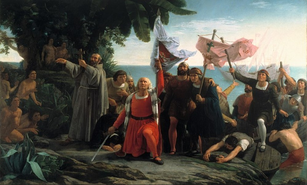 Why Do Americans Celebrate Columbus Day?