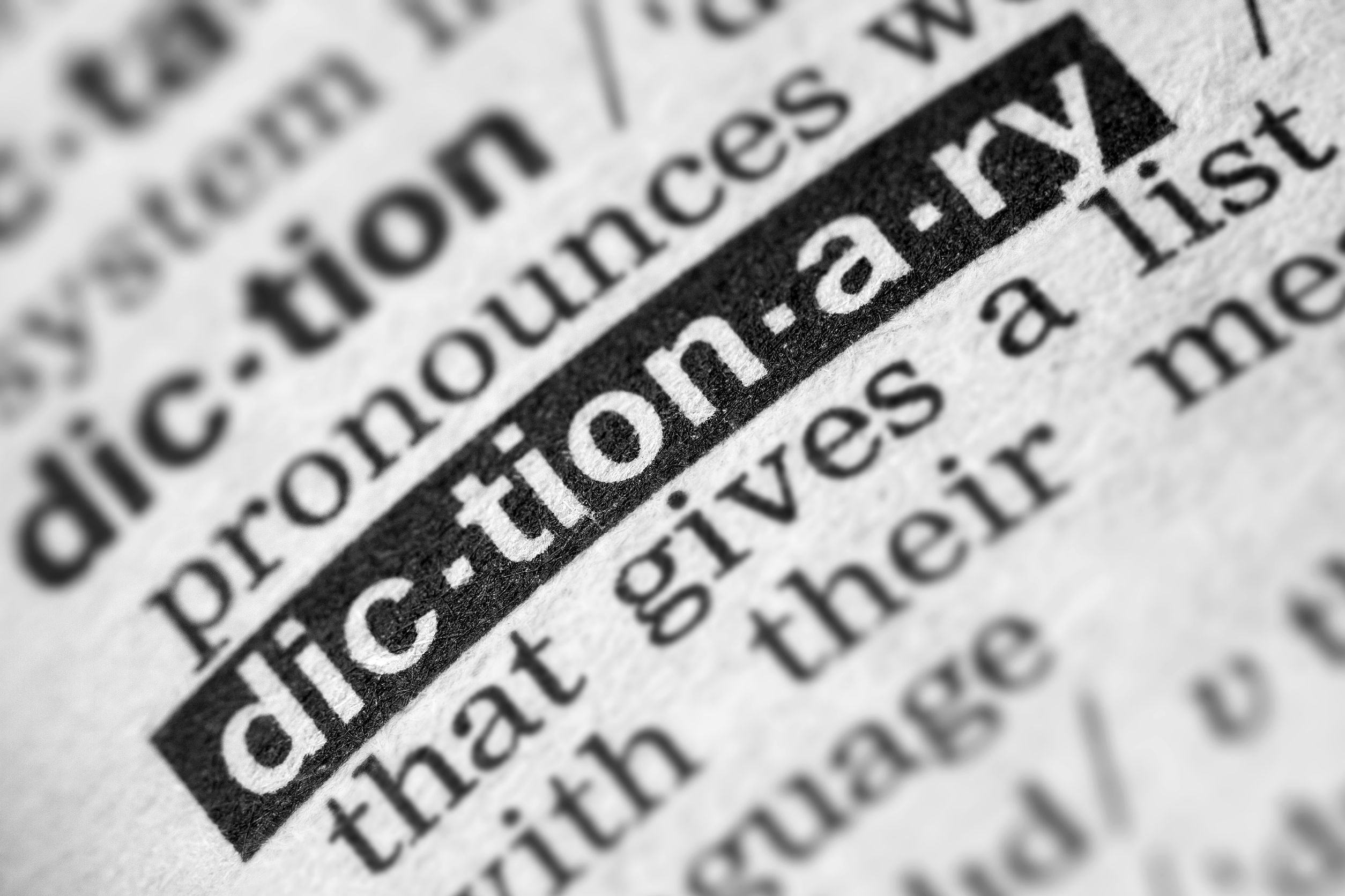 National Dictionary Day