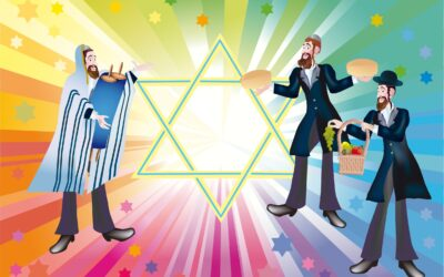 Let's Join in the Celebration of Shemini Atzeret and Simchat Torah