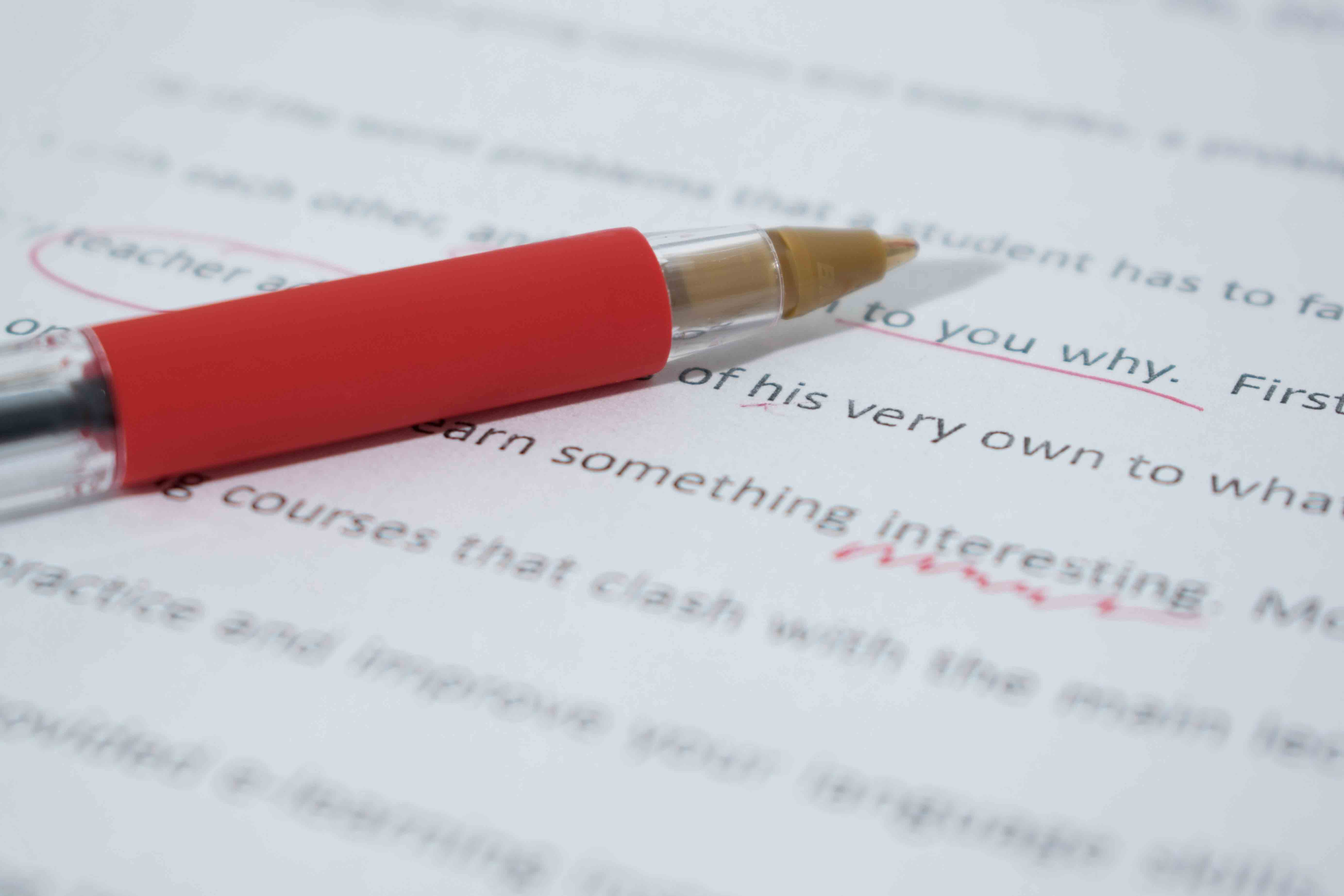 Tips to Edit and Proofread Translated Documents Effectively